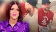 """""""No soy una marginal"""": Francisca Lachapel reacciona al 'chiste' entre Nacho y su pareja"""