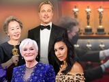 Brad Pitt, Naya Rivera, Glenn Close y otros 7 temas que dieron de qué hablar en los premios Oscar 2021
