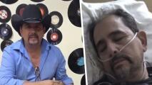 El mensaje que envía Beto Terrazas de Montez de Durango mientras lucha contra el cáncer