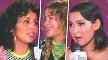 Raquel Sofía, Sofía Reyes y Nella comparten lo que significa ser parte de la nueva generación de cantantes