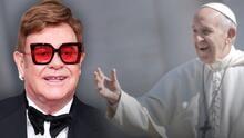 Elton John acusa al Vaticano de hipocresía por rechazar el matrimonio gay, pero supuestamente lucrar con el tema