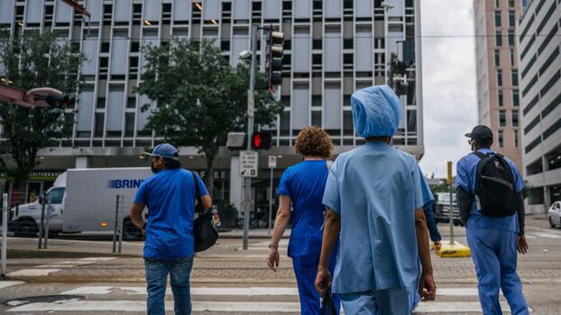 153 trabajadores del Hospital Houston Methodist renunciaron o fueron despedidos por no vacunarse contra el covid-19
