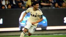 ¡Is back! Carlos Vela es parte del Team of the Week de la MLS