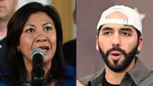 Congresista Norma Torres pide investigar el llamado del presidente de El Salvador a no votar por ella en elecciones