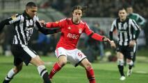 El valor del Benfica se desploma tras eliminación en la Champions League