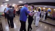 ¿Cómo bailan los rusos el tango?