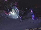 Tres adolescentes mueren en aparatoso accidente en Kelly Drive