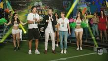Gánale a 'Bam Bam': María Fernanda Yepes impresionó a Zamorano con sus tácticas futbolísticas