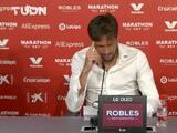 Franco 'Mudo' Vázquez se despide con lágrimas del Sevilla