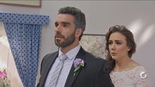 La Taxista | Rodrigo interrumpe la boda de Álvaro y Victoria