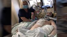 Adolescente sobrevive al impacto de un rayo en una playa de Florida