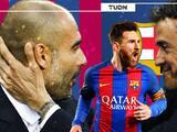 """Messi considera que tuvo """"mala suerte"""" al tener a Guardiola y Luis Enrique como técnicos"""