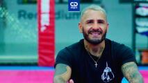 Francisco Rivera vs. Adam Martínez   Pelea a tope de Combate Global