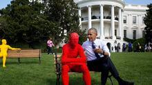 El fotógrafo de la Casa Blanca se despide de Obama con sus mejores fotos de 2016