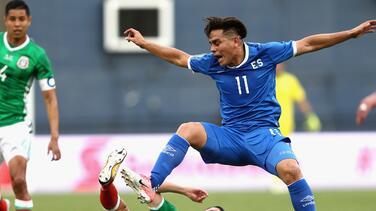 El Salvador tendrá de regreso a un referente para la Fecha FIFA